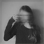 Аватар Девушка с размытым лицом
