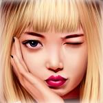 Аватар Лиса / Lisa / Пранприя Лалиса Манобан / Pranpriya Lalisa Manoban - участница южнокорейской группы BLACKPINK, by Michael Genares