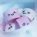 Аватар Прикольные маршиеллоу в кружке, by meganjoy
