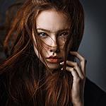 Аватар Девушка с рыжими волосами, by RiperJack