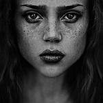 Аватар Девушка с веснушками, by cristina-otero