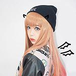 Аватар Berry Tsukasa / Берри Цукаса с подрисованными демоническими рожками крыльями