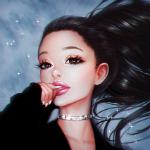 Аватар Американская актриса и певица Ariana Grande / Ариана Гранде, by mollyillusion