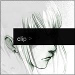 Аватар Девушка с черной полосой на лице, by iumazark (clip>)