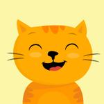 Аватар Радостный рыжий котик