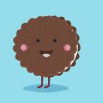 Аватар Мило улыбающаяся печенка