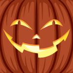 Аватар Зловеще ухмыляющаяся тыква-светильник Джека на Хэллоуин / Halloween