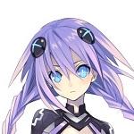 Аватар Нептун / Neptune из аниме Альтернативная игра богов / Choujigen Game Neptune The Animation