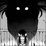Аватар Девушка отбрасывает тень монстра