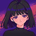 Аватар Tomoe Hotaru / Хотару Томое / Sailor Saturn / Сейлор Сатурн из аниме Сейлор Мун / Sailor Moon