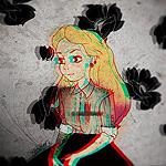 Аватар Алиса из мультфильма Алиса в стране чудес / Alice In Wonderland
