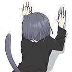 Аватар Menhera-chan / Менхера-чан царапает стену
