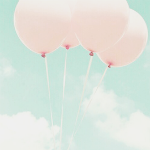 99px.ru аватар Розовые шары в небе