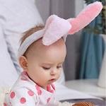 Аватар Очаровательная малышка с заячьими ушками