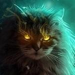 Аватар Морда сердитого лохматого кота, by Jaygrphixx