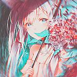 Аватар Vocaloid Hatsune Miku / Вокалоид Хатсунэ Мику