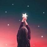 99px.ru аватар Девочка протянула руки к звезде