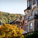 99px.ru аватар Осень в городе, Heidelberg, Germany / Германия