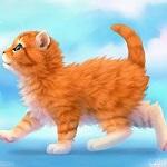 Аватар Рыжий котеное, by Chiakiro