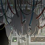 Аватар Мальчик-робот, подключенный к проводам, by avogado6