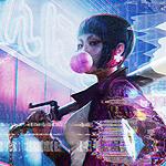 Аватар Девушка с битой стоит в ночном городе, арт к игре Brawl Stars, by Richard Foo