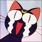 Аватар Луна из аниме Sailor Moon / Сейлор Мун