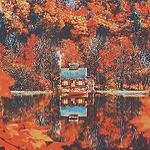 99px.ru аватар Дом на берегу озера