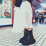 99px.ru аватар Девушка в торговом центре