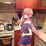 99px.ru аватар Gasai Yuno / Гасай Юно из аниме Mirai Nikki / Дневник будущего
