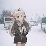 99px.ru аватар Девушка на автобусной станции