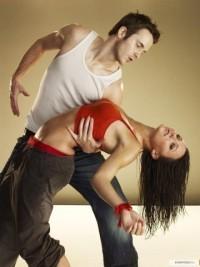 Обои Страстный танец