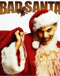 Обои Bad Santa