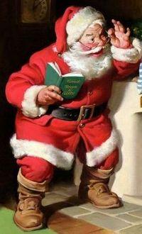 Merry Christmas Coca Cola скачать