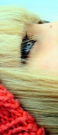 Обои глаза1