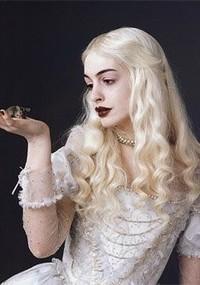 Обои Белая Королева  (Алиса в стране чудес)