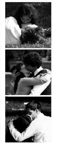 Аватар вконтакте Разные целующиеся пары в парках