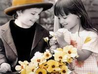 Аватар вконтакте Мальчик,Девочка,Цветы :)