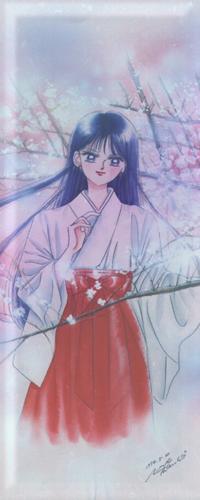 Аватар вконтакте Рэй Хино / Rei Hino из аниме Сейлор Мун / Sailor Moon