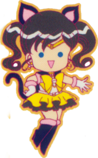 Аватар вконтакте Сейлор Луна / Sailor Luna из аниме Сейлор Мун / Sailor Moon - PGSM в чиби стиле