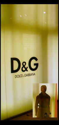 Обои D&G dolce &gabana