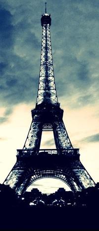 Обои Эйфелева башня