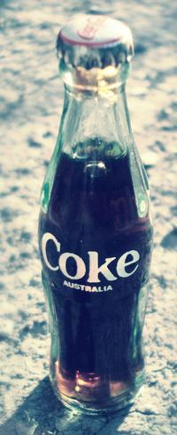 Обои Coke(Australia)