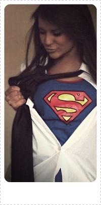 Обои Super Girl