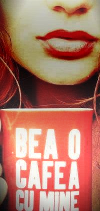 Аватар вконтакте Bea o cafe a cu mine