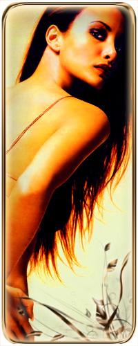 Красивые фото девушки с обнаженной спиной