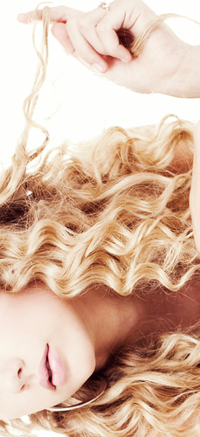 Аватар вконтакте блондинка