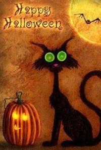Обои Happy Halloween
