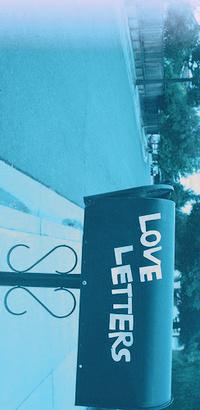 Аватар вконтакте Уличный почтовый ящик ('Love letters' / 'Любовные письма')