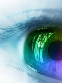 Обои Глаз