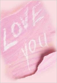 Обои Love you
